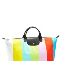 Longchamp 'Jeremy Scott - Color Bar' Travel Bag