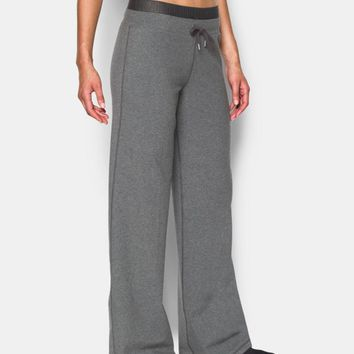 Women's UA Favorite Wide Leg Pant | Under Armour US