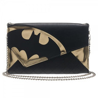 Batman Logo Envelope Wallet