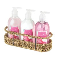 Sweet Pea Bath Trio