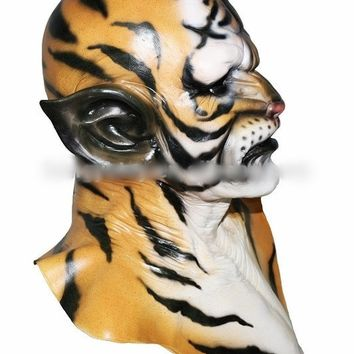Realistic Khan the Beast Carnivore Tiger Mask