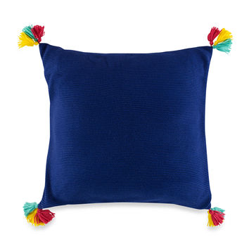 Anthology™ Samara European Pillow Sham in Blue