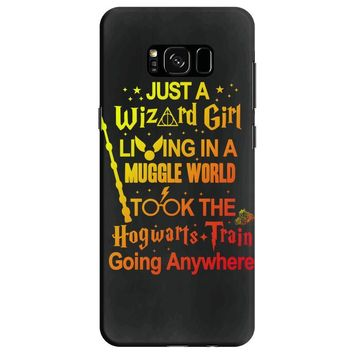 Just A Wizard Girl Living In A Muggle World Samsung Galaxy S8