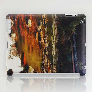 River Crossing iPad Case by DuckyB (Brandi)