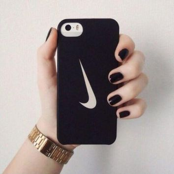 NIKE 2018 Hot !iPhone X iPhone 8 iPhone 7 iPhone 7 plus - Stylish Simple On Sale Hot Deal Matte Couple Phone Case For iphone 6 6s 6plus 6s plus I