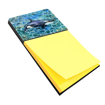Killer Whale Orca Sticky Note Holder BB5334SN