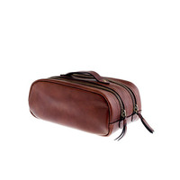 J.Crew Mens Montague Leather Travel Kit