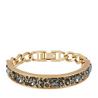 Kenneth Cole New York Pave ID Bracelet