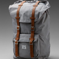 Herschel Supply Co. Little America Backpack in Grey from REVOLVEclothing.com