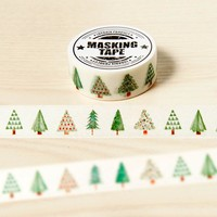 1.5cm*7m the Tree of Hope washi tape DIY decoration scrapbooking planner masking tape adhesive tape kawaii stationery