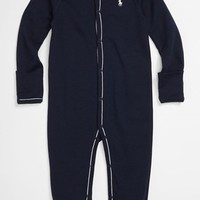 Infant Boy's Ralph Lauren Footie