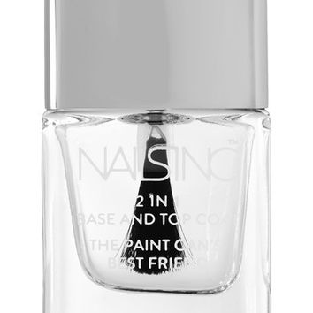 Nails inc - 2-in-1 Base and Top Coat