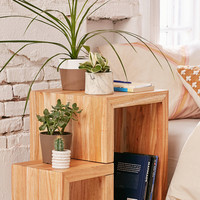 Swing Out Side Table | Urban Outfitters