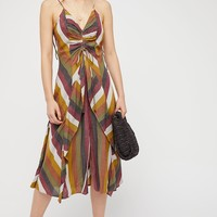 In The Sun Midi Dress