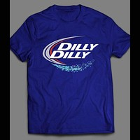 BUD LIGHT DILLY DILLY TV COMMERCIAL T-SHIRT