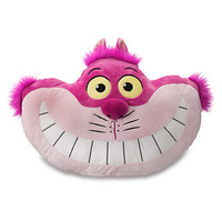 Cheshire Cat Plush Pillow - 17''