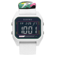 Electric - ED01 NATO White/New Wave Watch