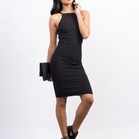 Simple Bodycon Dress