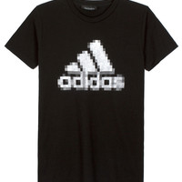 VFILES - PIXELATED ATHLETIC BRAND T-SHIRT