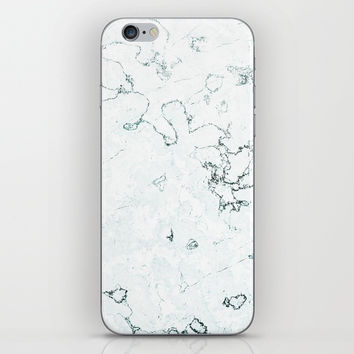 Marble Elegance iPhone & iPod Skin by cadinera