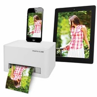 Smartphone Photo Cube Printer @ Sharper Image