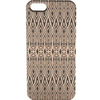With Love From CA Rose Gold Black iPhone 5/5S Case - Womens Scarves - Gold - NOSZ
