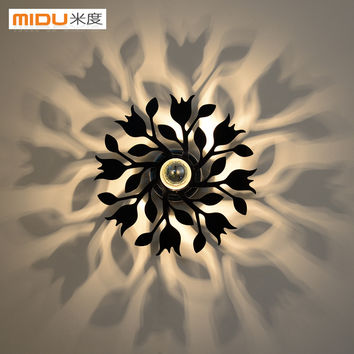 Individuality In The Living Room Lamps Stairs Bedroom Bedside Lamp Lighting Lamp Shadow Study Aisle Lights