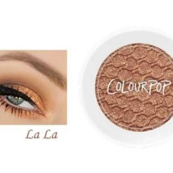 Colourpop LA LA Eyeshadow Colorpop Shadow