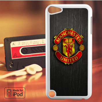 Manchester United Wood iPod Touch 4 Case, iPod Touch 5 Case, iPod Touch 6 Case