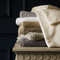 Pasha Towels by Sferra