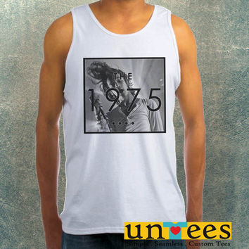 Matt Healy The 1975 Clothing Tank Top For Mens