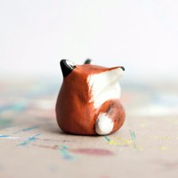 Miniature Animal Totem - Le Red Fox
