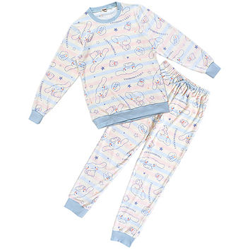 Buy Sanrio Cinnamoroll All-Over Print Extra Soft Roomwear Set at ARTBOX