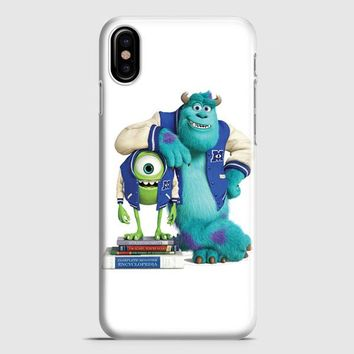 Disney Mike Wazowski Monster Inc iPhone X Case