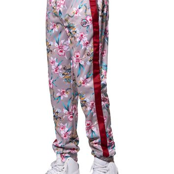 Monstruo Track Pants - Red/Pink