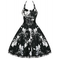 Lillian Black Dress