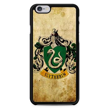 Slytherin Crest Harry Potter iPhone 6/6S Case