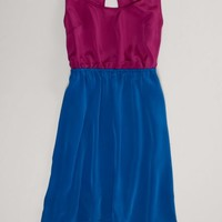 AEO Women's Chiffon Hi-lo Dress