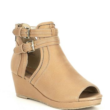 MICHAEL Michael Kors Girls Cate Wedge Sandal | Dillards