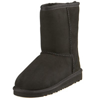 Classic Short Boot, Toddler - UGG Australia - Black (7T)