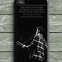 Shawn Mendes Quotes iPhone 6 Plus Case