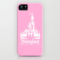 Disneyland - Pink iPhone & iPod Case by MargaHG | Society6