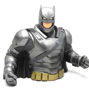 DC Comics Batman vs Superman - Batman Bust Bank