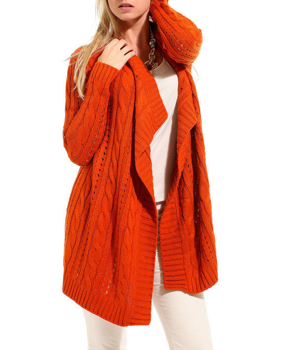 Enjoy free shipping and easy returns every day at Kohl's. Find great deals on Womens Orange Cardigan Sweaters at Kohl's today!
