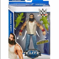 WWE Elite Series 35 Luke Harper