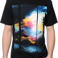 Empyre Sunset Dreams Black Tee Shirt