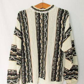 Vintage 1990s Coogi Inspired Sweater
