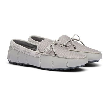 Braided Lace Lux Loafer Driver by SWIMS