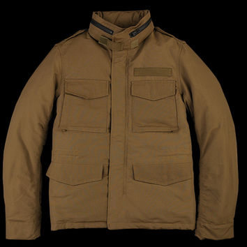 UNIONMADE - Beams+ - Down M65 Jacket in Olive