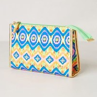 Careyes Cosmetic Pouch by Anthropologie Assorted One Size Clutches